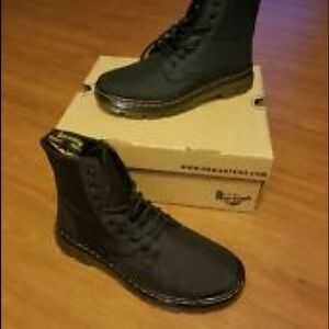 Dr. Martens Shoes - Dr. Martens Combs Nylon Combat Boot